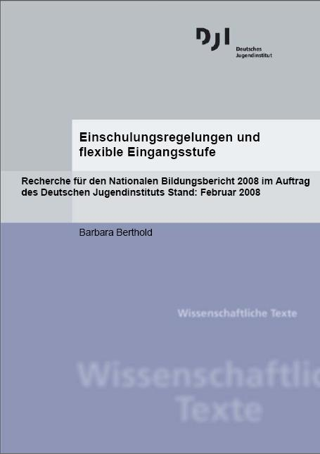 Cover der Expertise